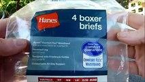 Hanes Men's 4 Pack Boxer Brief Review