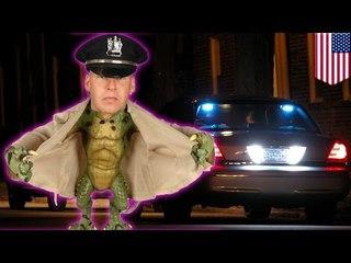 露體狂交通警察公然猥褻