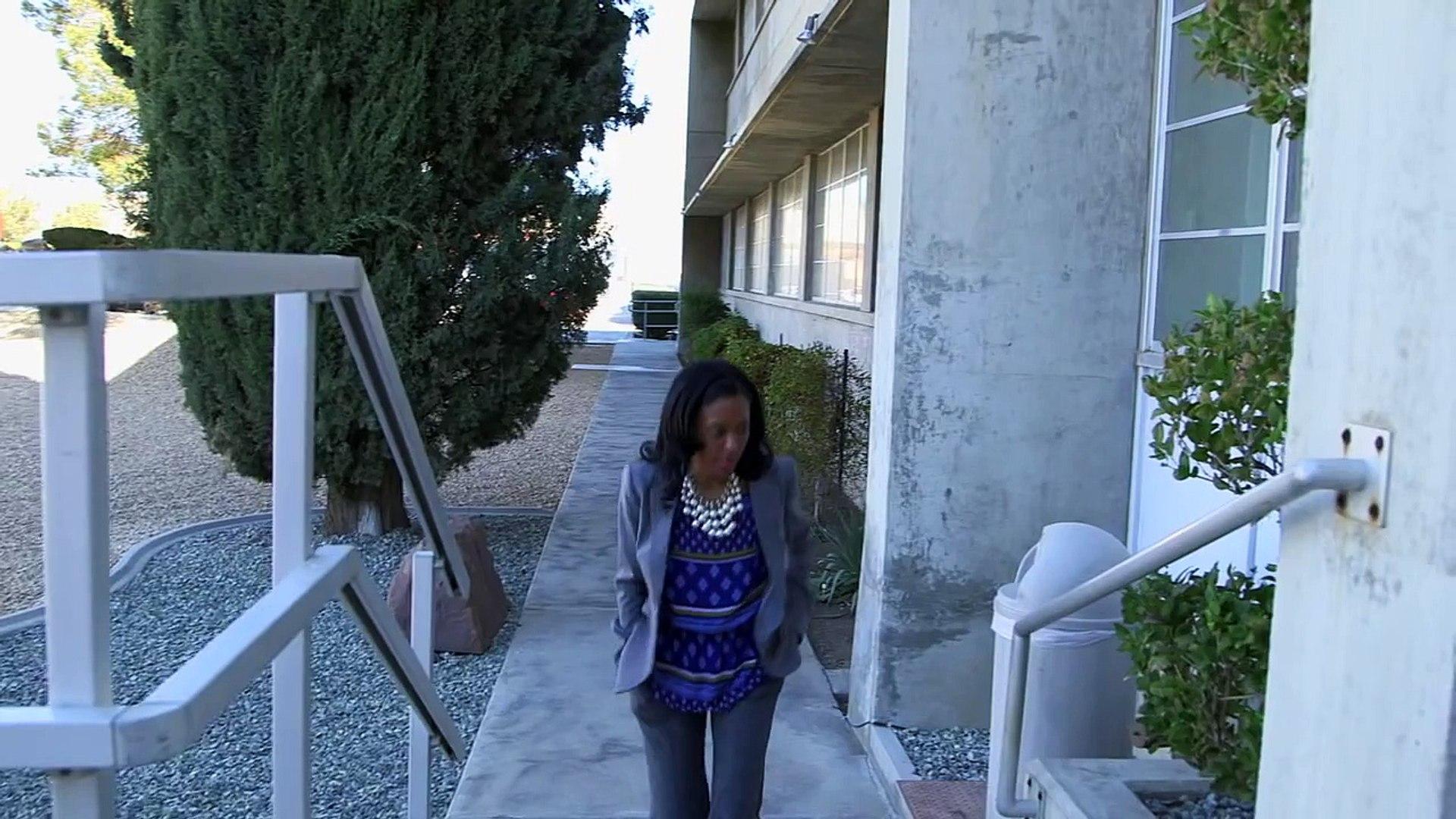 African-American Heritage profile -- Maikeyza Brown