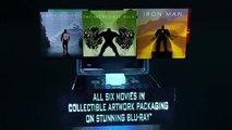 Marvel Cinematic Universe - Phase One: Avengers Assembled Box Set Trailer