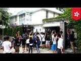 Dom pro-demokratycznego oligarchy medialnego przeczesany przez policję.