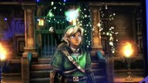 Legend Zelda Wii-U Tech Demo - Irate FX Edit - first look Review E3