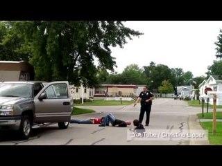 VIDEO: Isang pamilya, biktima ng Police Brutality sa Ohio