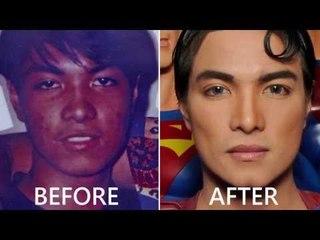 Meet Herbert Chavez: ang Pinoy lookalike ni Superman!