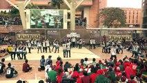2013 Joint U Mass Dance - POLY DANSO Freshmen - Dooklyn University