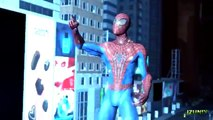 Spider Man Vs. Electro Full Boss Fight - The Amazing Spider Man 2 Gameplay