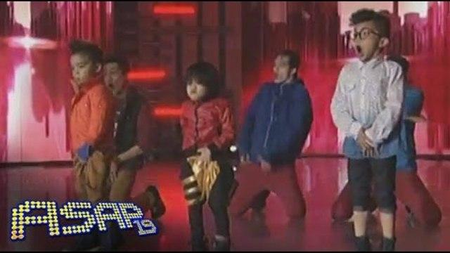 Jhong, John in MiNiME dance showdown