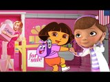 Bohaterki kreskówek warte miliardy dolarów spychają Barbie i He-Mana ze sceny.