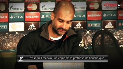 Guardiola évoque un contrat passé avec Messi avant Bayern Munich - FC Barcelone !