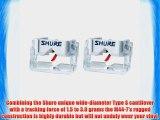 r/éplique Stylus Thakker N 91 Ed Hi-Track Diamant pour Shure M 91 Ed