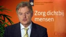 Interview staatssecretaris Martin van Rijn voor debat Who cares