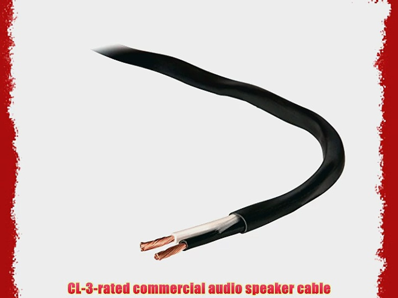 Belden 5T00UP 250 ft 10 AWG 2C Hi-Flex Speaker Cable CL2