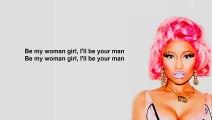 David Guetta Hey Mama ft Nicki Minaj Lyrics #nicki minaj