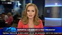 Opoziția de la Moscova a publicat raportul pe care Boris Nemțov îl pregătea, înainte să fie asasinat, în februarie. Studiul demonstrează implicarea Rusiei în războiul din estul Ucrainei, cheltuieli pentru conflictul din sud-estul Ucrainei