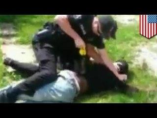 Policjaposunęłasięzadalekopodczasaresztowania