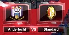 Match du jour: découvrez Anderlecht-Standard et les autres affiches du we