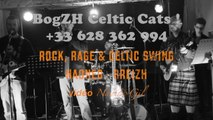 St Patrick 2015 - BogZH Celtic Cats ! - Rock 'n' Roll celtique punk folk
