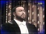 Luciano Pavarotti - Montreal - 1978 - Cantique de Noël (Minuit Chretiens)