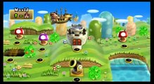 Another New Super Mario Bros Wii 8 7 World 100 Video Dailymotion