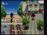 Sonic Adventure 2 Battle - Sonic Vs Shadow - City escape stage