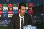 "Buffon:""Es inaudito que critiquen a Casillas"""