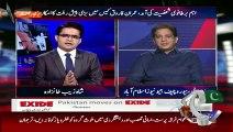 Aaj Shahzeb Khanzada Kay Sath (12-05-2015)