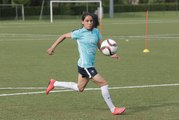 Coupe du Monde et révisions du bac pour Amel Majri !