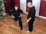 Kung Fu Techniques : Kung Fu Bow Stance