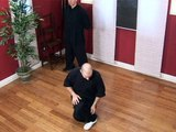 Kung Fu Techniques : Kung Fu Scissor Stance