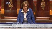 TRAVAUX ASSEMBLEE 14E LEGISLATURE : Discussion de la proposition de loi, adoptée par le Sénat, relative à la protection de l'enfant