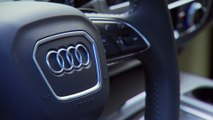 Audi Q7 Interior Design in the Alps