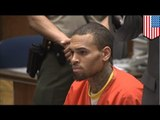 Chris Brown jail: judge orders singer jailed for making threatening statements in group therapy
