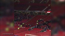 PUNCHES thrown as crowd trouble hits U21 Manchester derby