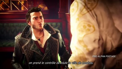 Assassin's Creed : Syndicate - Première séquence de gameplay
