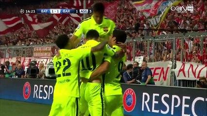 UCL 2014-15  1-2 Final - Bayern Munich vs FC Barcelona - 1st Half 2015-05-12