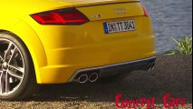2015 Audi TTS Roadster - road driving Concept Cars 2015