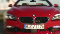2015 BMW 650i Coupe and Convertible Trailer Concept Cars 2015