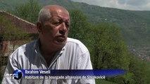 """Macédoine: les Albanais demandent à être """"égaux"""" aux Macédoniens"""