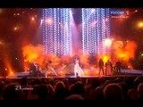 Final Eurovision 2010 Armenia Eva Rivas Apricot stone
