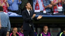Luis Enrique sees his side 90 minutes away from glory