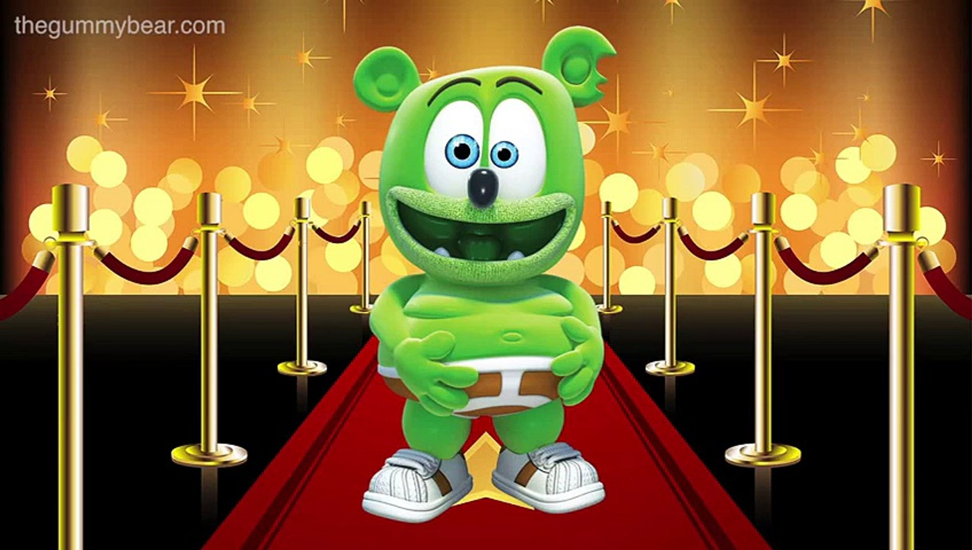 Nickelodeon Kids Choice Awards Hollywood Swag Bag Mr. Mister Gummibär Animation, animation movies fu