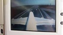 Air France A380 takeoff Paris Charles De Gaulle Intl