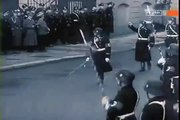 Waffen SS March - Colour Footage ( by kind permission of SkadTheReaper)