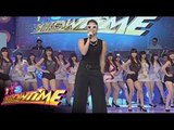 Anne returns to It's Showtime; creates special chant for madlang people