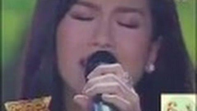 Rachelle Ann Go sings 'You'll Never Walk Alone on ASAP