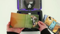 Marvel Cinematic Universe: Phase One Unboxing & Overview
