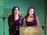 2010 Millennium Awards: James Cameron & Suzy Amis Cameron