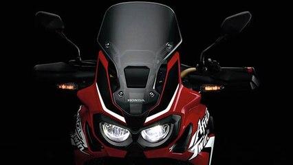 Honda Africa Twin (aka CRF1000L) Revealed
