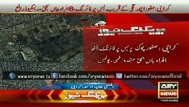 Armed assailants open fire at bus at Safoora Chowk,43 killed