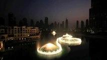 The Dubai fountain, The Dubai fountain New Year HD from Dubai Mall http://goo.gl/UZJfKM